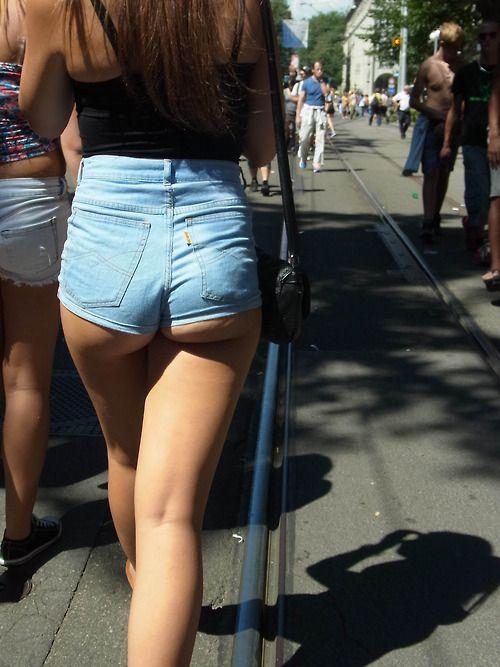 Soffe shorts voyeur