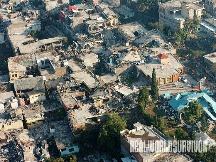 Kashmir Earthquake deadliest natural disaster