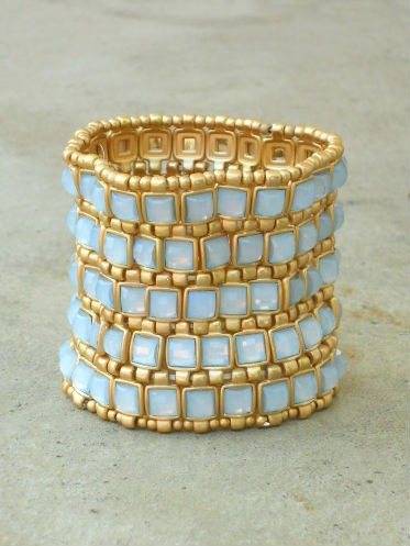 Tinton Falls Statement Bracelet