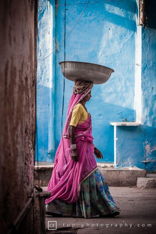 Life in Pushkar, India