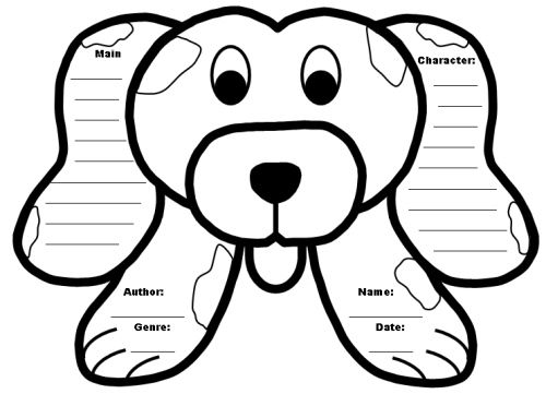 Templates for the dog body book report