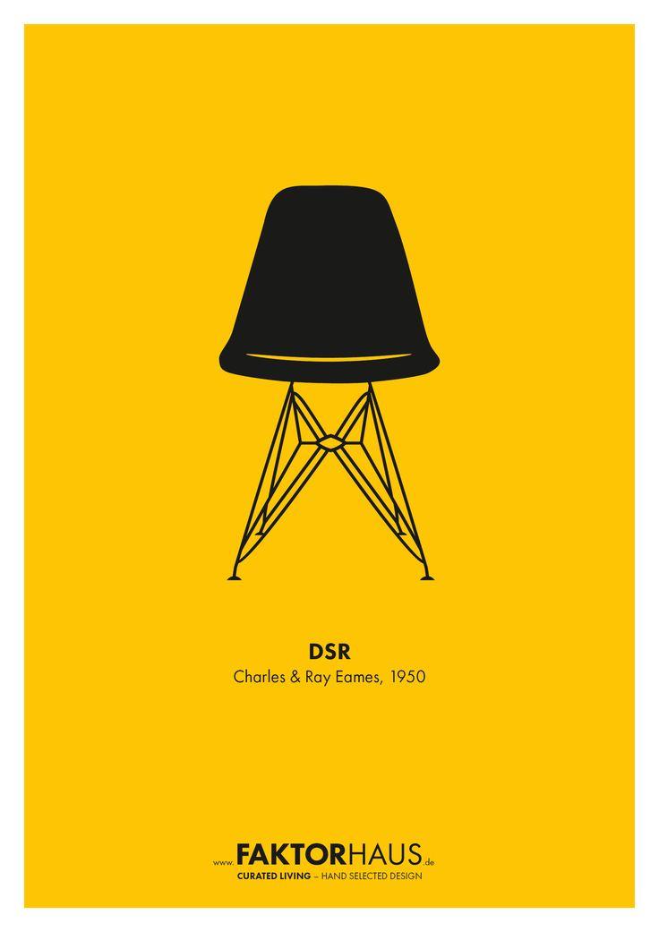 Charles & Ray Eames, DSR, 1950 www.faktorhaus.de