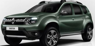 Renault Duster Facelift Unveiled