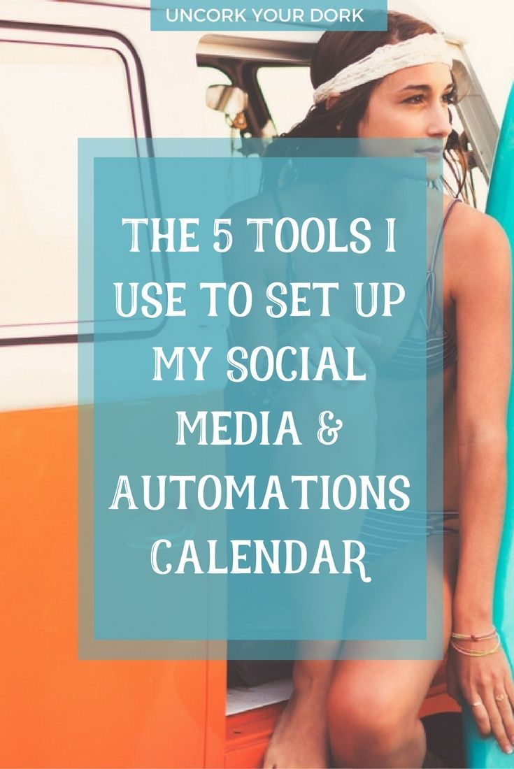 If you need to get your social media calendar set up and automated, I give you…: