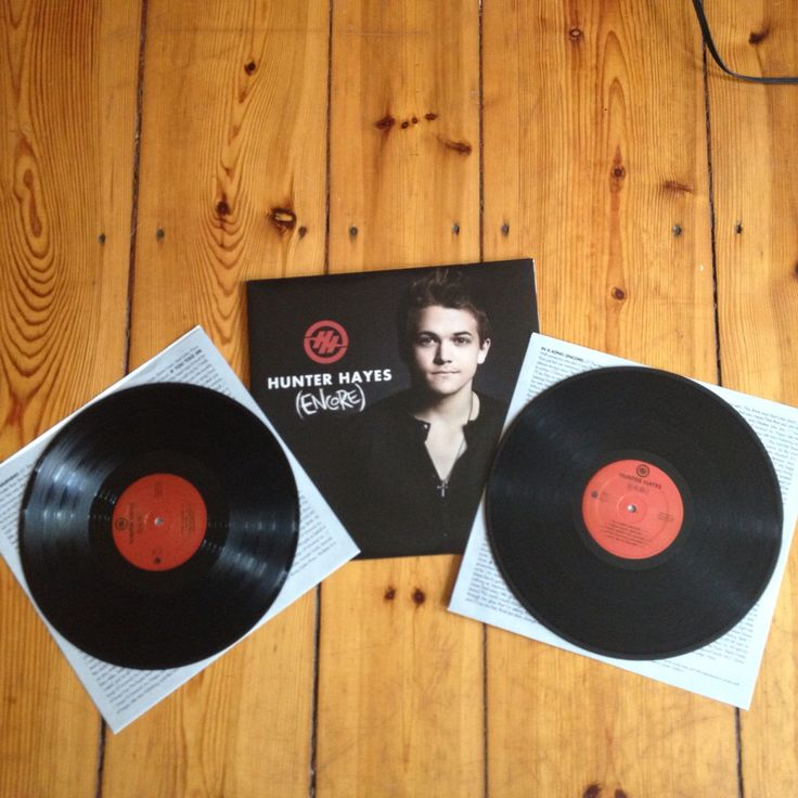 Hunter Hayes - Encore 2LP