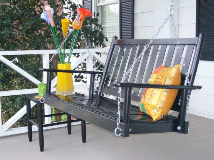 448 best images about porch swings on pinterest hanging for Cool porch swings