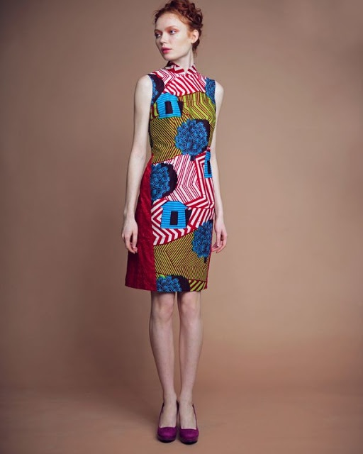 bold print cheongsam.    #cheongsam #qipao #chinesedress