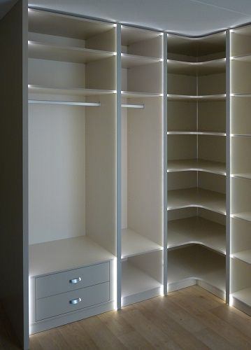 Find this Pin and more on AWESOME CLOSETS by Rita W. & The 154 best AWESOME CLOSETS images on Pinterest | Bedrooms ...