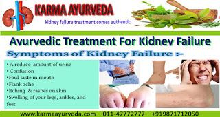 Ayurvedic Kidney Failure Treatment in Ayurveda in Delhi: What are main causes of Kidney Failure?