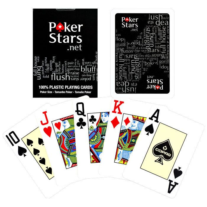 Gamblers Bargain Den - Copag PokerStars Poker Size Jumbo Index Plastic Playing Cards (Black) FREE SHIPPING, $10.95 (http://www.gamblersbargainden.com/copag-pokerstars-poker-size-jumbo-index-plastic-playing-cards-black-free-shipping/)
