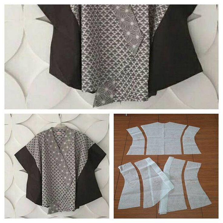 Basic kebaya/abaya top pattern. Order by click our link/line : modelliste #modellistepattern#polaatasan#poladress#jualpola#pola#polabaju#polaatasanqipao#kebaya#polakebaya#polaatasankebaya#polablouse#kebayapattern#polaonlineshop#patternonlineshop#patterndrafting