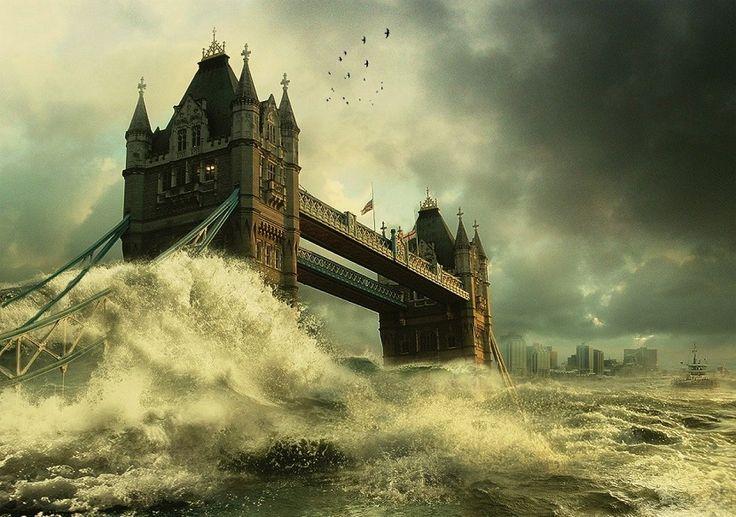 El aumento del nivel del mar pone en riesgo a Londres y los Ángeles - https://www.meteorologiaenred.com/aumento-del-nivel-del-mar-pone-riesgo-londres-los-angeles.html