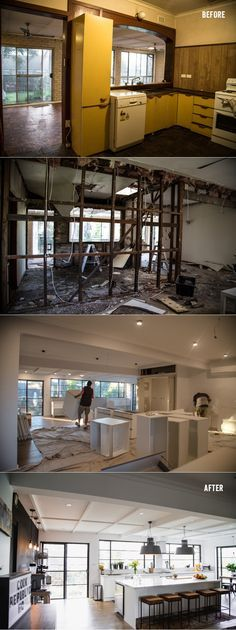 Welcome To Our New Kitchen (Renovation Before And After)