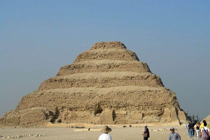 Pirámide escalonada de Zoser en Saqqara, la más sagrada - zoser - Pirámide escalonada de Zoser en Saqqara, la más sagrada - photo
