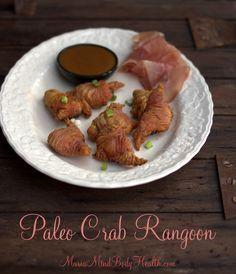 low carb crab rangoon, Paleo Crab Rangoon, gluten free crab rangoon, healthy crab rangoon, crab rangoon recipe, crab rangoon, low carb recipes, paleo recipe