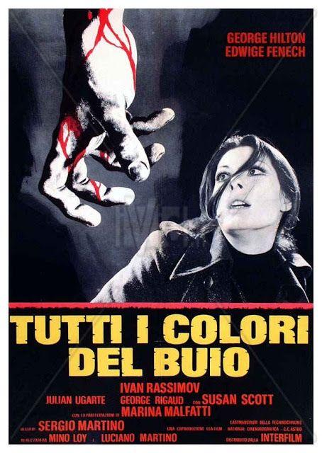 DESINSTALARMENTE/FREE YOUR MIND: Todos los colores de la oscuridad (1972) (+OST FLA...