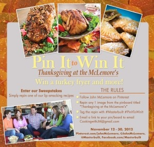 """""""Cooking with John McLemore"""