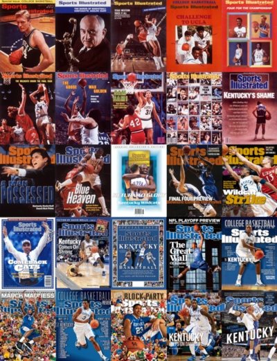 every kentucky sports illustrated cover.