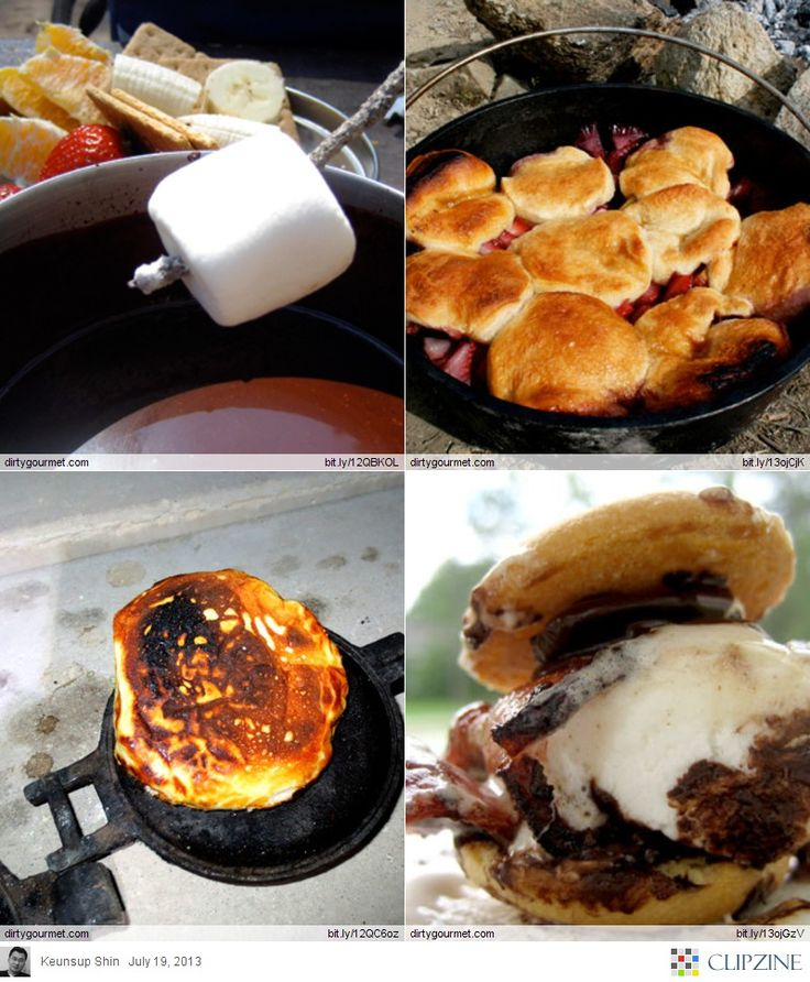 14 Best Images About Recipes Camping On Pinterest