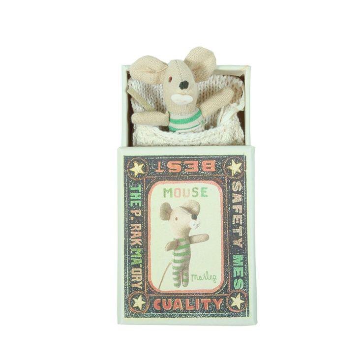 Boîte à souris verte - Arsène et les pipelettes