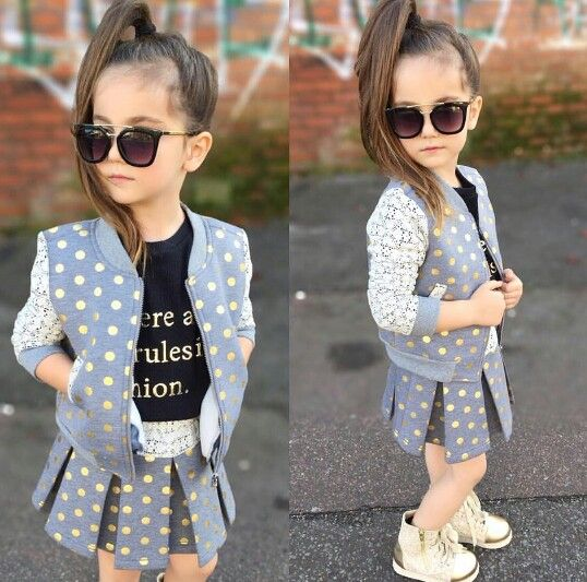 stylish kids girl