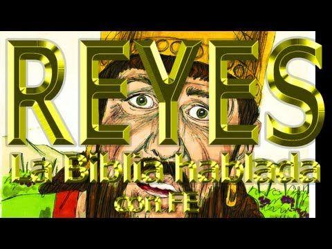 La Biblia hablada Primer y Segundo libro de REYES Completos (AUDIO HD) – YouTube