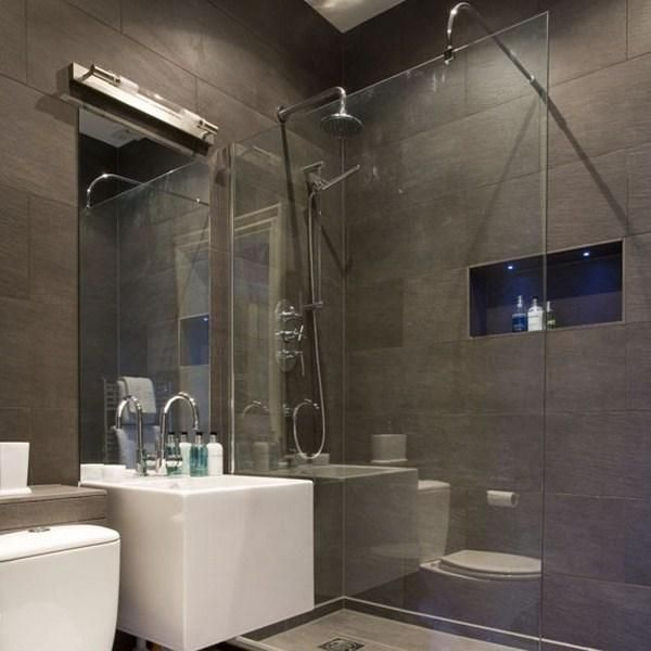 Bathroom Renovation Orange County: 17 Best Images About Concrete Bathroom On Pinterest