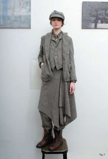 The Engineered Garmens Womens AW Line Exemplifies Comfort with Style trendhunter.com