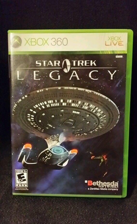 Star Trek: Legacy  (Xbox 360, 2006)
