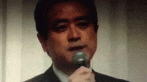 江田憲司、女性への暴言か!?