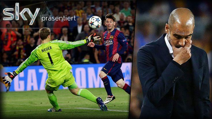 Bayern verliert in Barcelona mit 0:3 http://www.bild.de/sport/fussball/champions-league-halbfinale/pleite-in-barcelona-war-guardiolas-schlimmste-pleite-40851538.bild.html - Pep hat's gewusst: Mega-Messi nicht zu stoppen http://www.bild.de/sport/fussball/champions-league/messi-nicht-zu-stoppen-40848330.bild.html