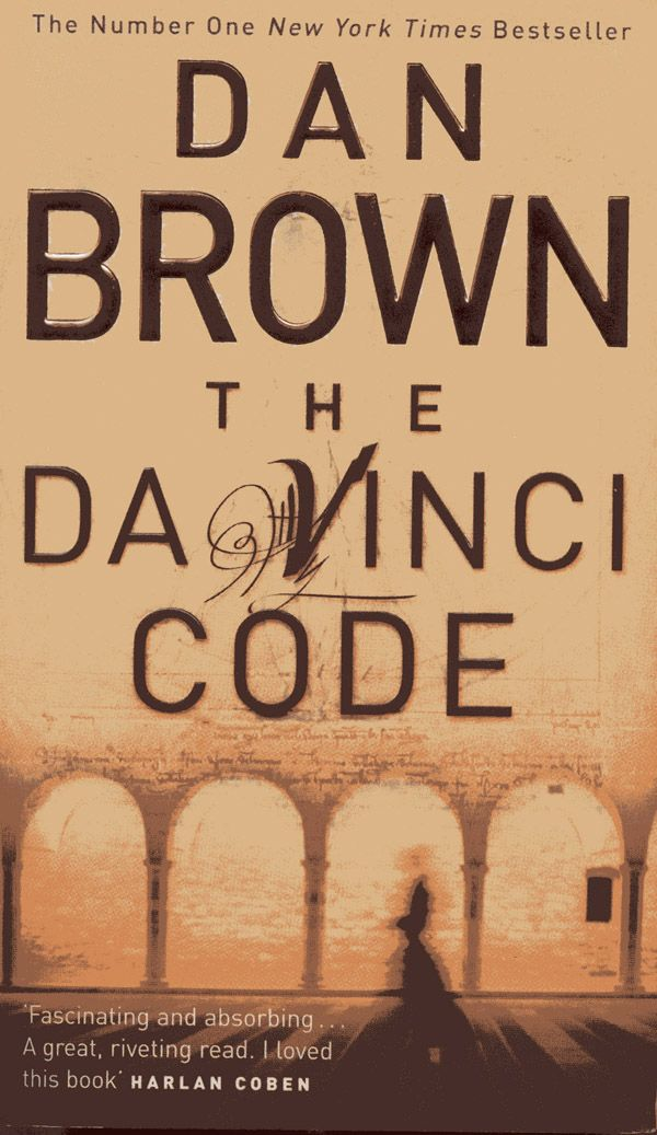 The Da Vinci Code. Read this book in about 2 days was absolutely hooked turned everything on its head and gave things a new perspective. Read all Dan Brown books after this.