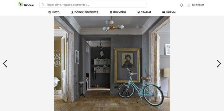 Ретро-квартира в сталинском доме - Фьюжн - Кухня - Москва - от эксперта a3company