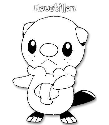 M s de 25 ideas incre bles sobre coloriage de pokemon en - Dessin pokemon facile ...