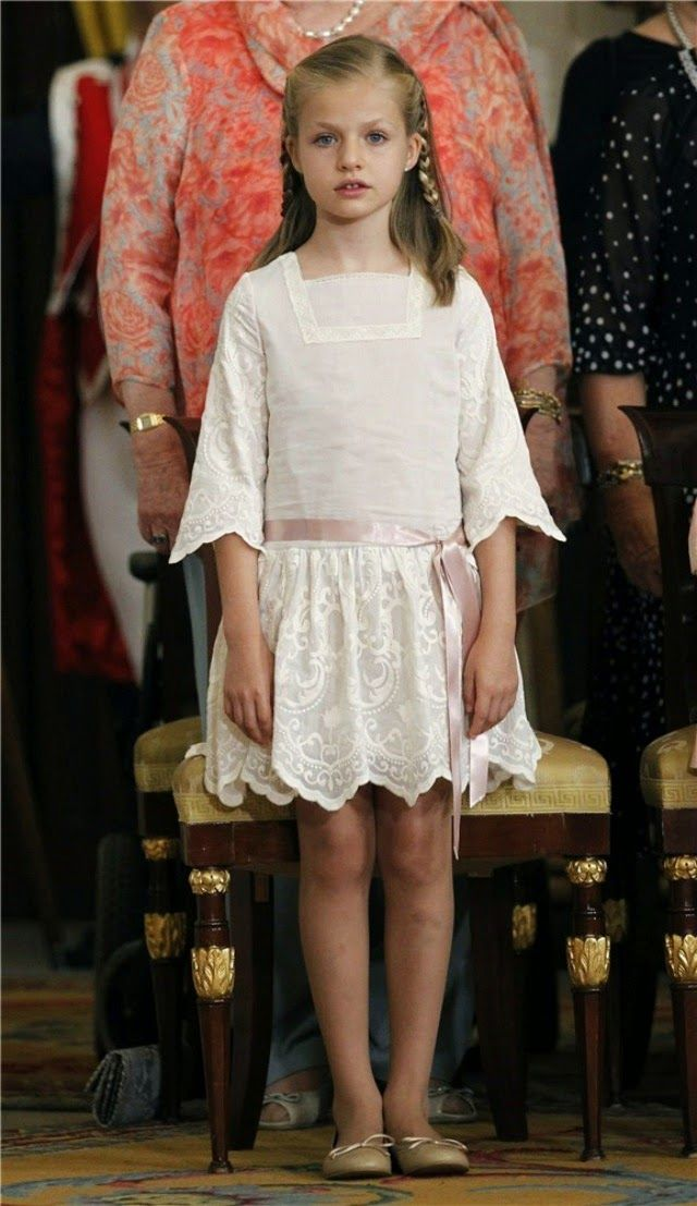 18 JUNE 2014  King Juan Carlos has officially abdicated Spanish Royal Family attended the King Juan Carlos of Spain signs the Act of Abdication at the Royal Palace in Madrid.
