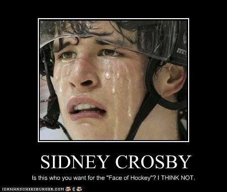 Funny Sidney Crosby   SIDNEY CROSBY - Cheezburger
