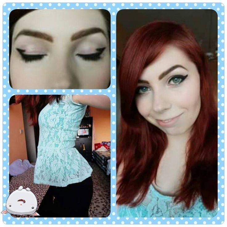 sexy eyeliner #makeup #style #beauty #eyeliner