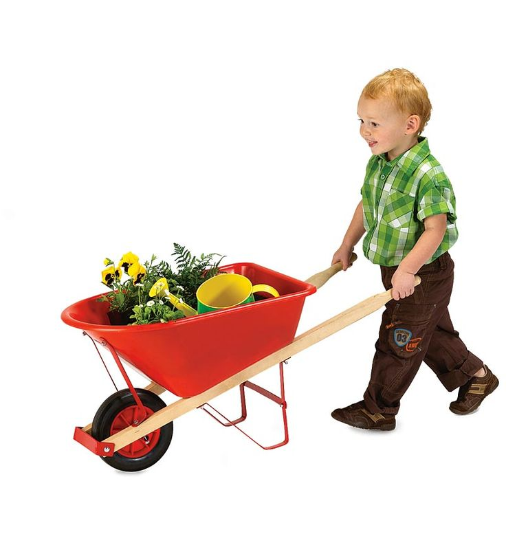 Child's Wheelbarrow -- also seen at Lowes for $26