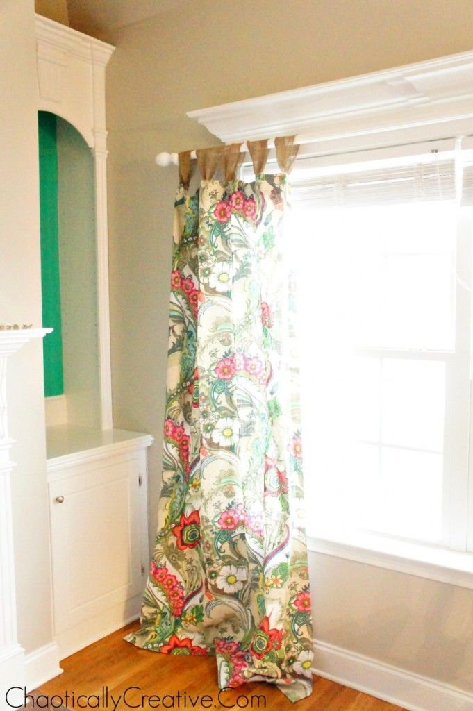 Farmhouse Shower Curtain Rod