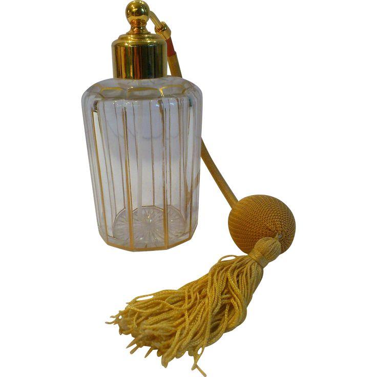 Baccarat Pompon Perfume