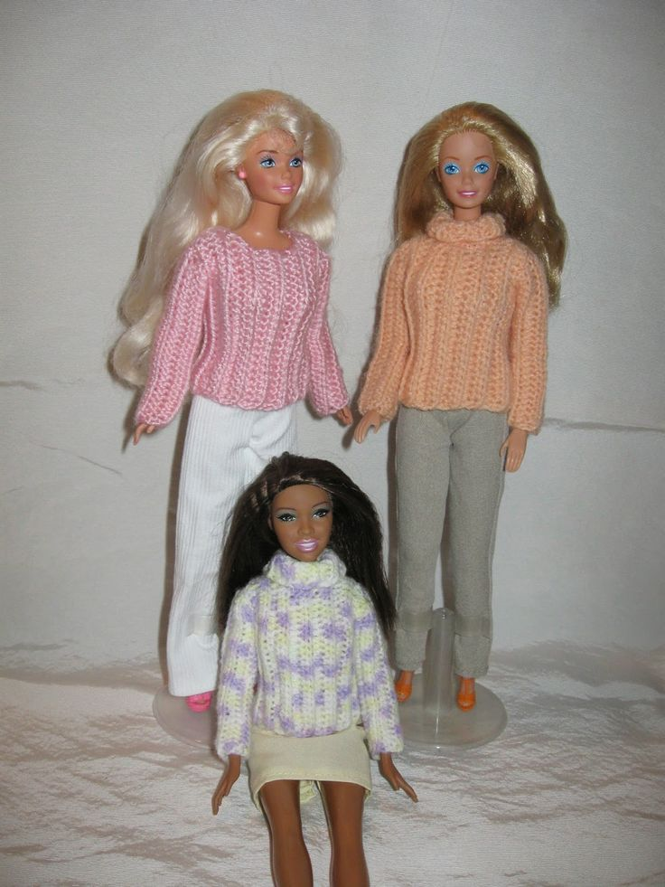 1587 best Barbie Doll Clothes images on Pinterest | Barbie clothes ...