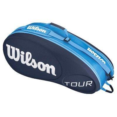 Tennis Equipment Bag Wilson, Blue