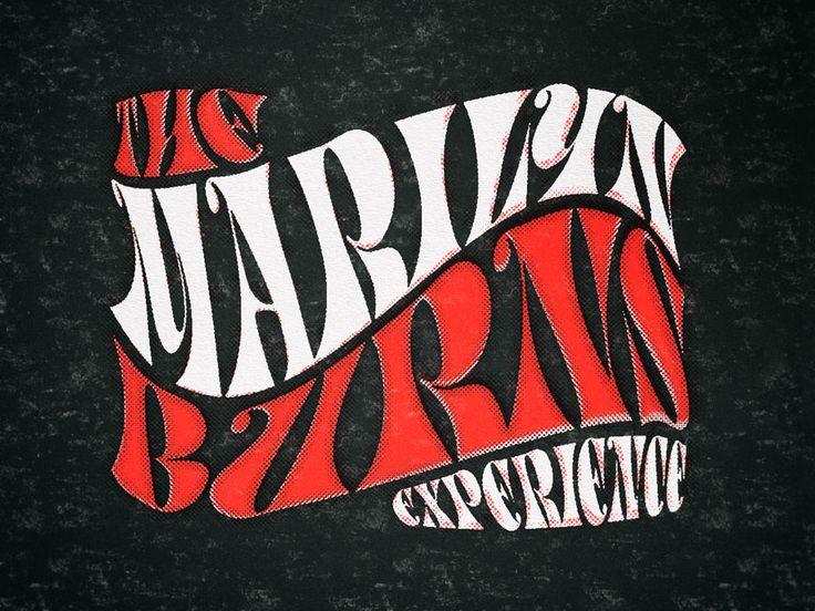 The Marilyn Burns Experience Logo