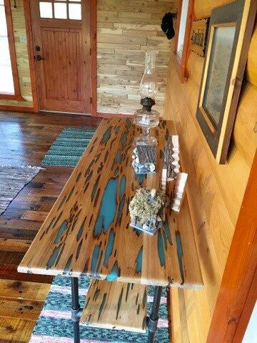17 Best Images About Inlay On Pinterest Stump Table