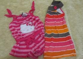 Girls Summer Lot- Size 2T ...Size $7.00: Kid
