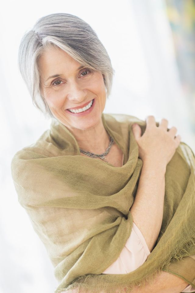 Gray Hairstyles 22 gray hairstyles that will inspire you to dye your hair silver this season How Can I Cover My Gray Hair My Best Gray Hair Resources