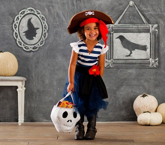 Toddler Girl Pirate Costume | Pottery Barn Kids
