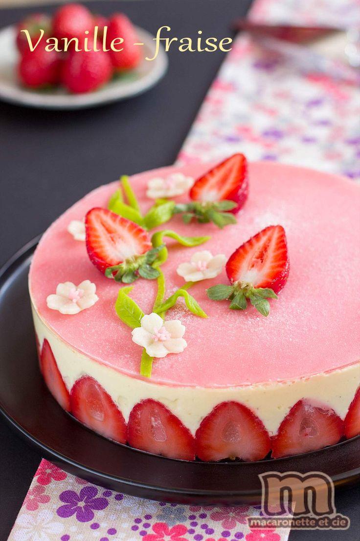 C\u0027est la saison des fraises, et on voit partout sur la blogosphère des