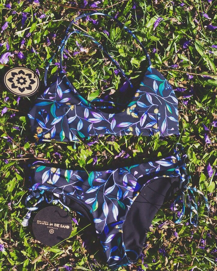 ✨ blog post coming soon on eco conscious swimwear label shapes in the sand ✨
