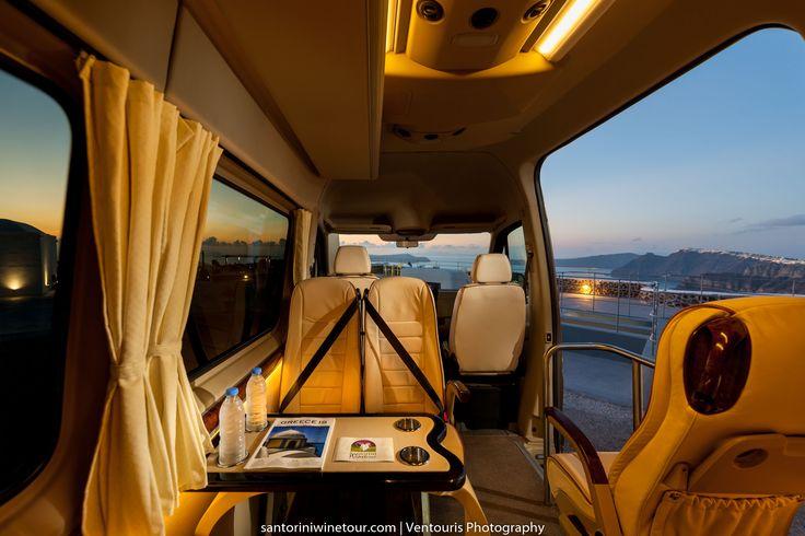 Mercedes Benz Minibus for #luxurious touring